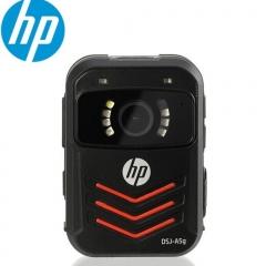 惠普(HP) DSJ-A5 执法记录仪 1296P高清红外夜视现场记录仪 GPS版 128G内存  ZX.291