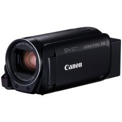 佳能(Canon)HF R806 摄像机 黑色(高清数码摄像机 家用专业DV 旅游录像机 57倍长焦防抖) ZX.294