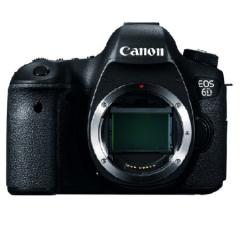 佳能(Canon) EOS 6D 单反机身 ZX.297