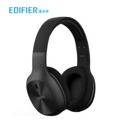 漫步者(EDIFIER)W800BT 头戴式立体声蓝牙耳机 无线耳机 音乐耳机 手机耳机 通用苹果华为小米手机 苍穹黑   PJ.411