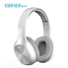 漫步者(EDIFIER)W800BT 头戴式立体声蓝牙耳机 无线耳机 音乐耳机 手机耳机 通用苹果华为小米手机 珍珠白   PJ.412