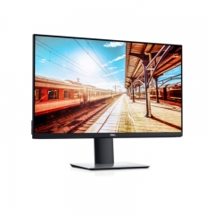 戴尔(DELL) P2719H 显示器 27英寸微边框 全面屏 旋转升降广视角 IPS屏护眼 PC.1673