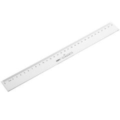 得力(deli)30cm办公通用直尺 测量绘图尺子 6230   XH.690