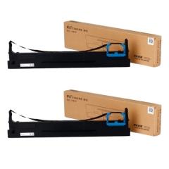 得实(Dascom)110D-8 原厂色带架两只装适用于 DS700II DS5400IV DS2100II   HC.906