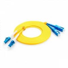 一舟(SHIP)FC-LC 千兆单模 双芯 光纤跳线 15米  WL.368