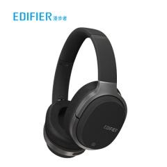 漫步者(EDIFIER)W830BT 立体声头戴式蓝牙耳机 音乐耳机 手机耳机 黑色   PJ.441