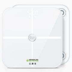 云康宝 智能体脂秤 电子体重秤 测脂肪健康秤 CS20C1 白色 TY.1236
