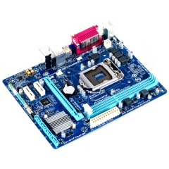 技嘉(GIGABYTE)H61M-DS2主板(Intel H61/LGA 1155)    PJ.443