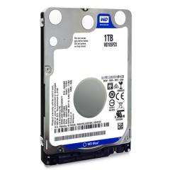 西部数据(WD)蓝盘 1TB 5400转128M SATA6Gb/s 笔记本硬盘(WD10SPZX)   PJ.444