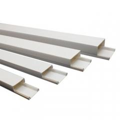 京华 线槽pvc电线槽 明装墙面明线线槽 80*40mm *2m (宽高长)2米/根 10根/捆  JC.810