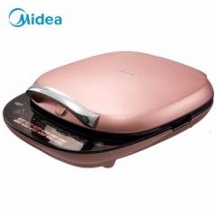美的(Midea)电饼铛家用早餐机上下盘可拆卸烙饼机全触控面板煎烤机多用途锅 MC-JSY30A  CF.066