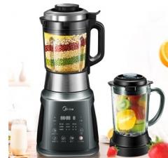 美的(Midea)果汁机榨汁机辅食机    MJ-BL1206A   (一机双杯)     DQ.1347