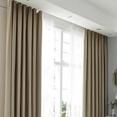 遮光 窗帘 定制窗帘 1m*1m (每平米价格) BC.062
