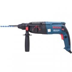 博世(Bosch) GBH2-26DRE 工业级多功能电锤电镐电钻多用四坑电锤工具箱 JC.828