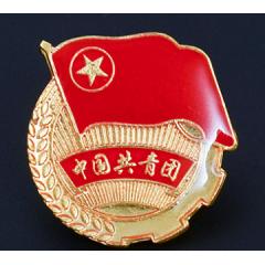 团徽22.5*24*2mm   别针款   10个/包   BG.315