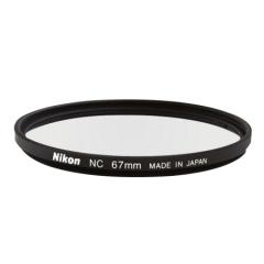尼康(Nikon)67mm NC 尼康原装 UV/保护镜 适用18-105 18-140 16-85等镜头 滤镜 ZX.308