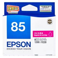 爱普生(Epson)T0853洋红色墨盒 (适用PHOTO 1390 R330)  HC.921