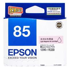爱普生(Epson)T0856淡洋红色墨盒 (适用PHOTO 1390 R330)   HC.922