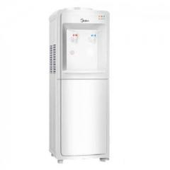 美的(Midea) 饮水机 MYR718S-X 立式温热型饮水器  DQ.1356
