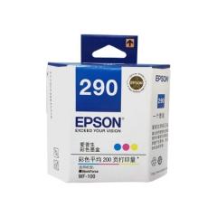 爱普生(EPSON)T290彩色墨盒 (适用WF-100机型)   HC.929