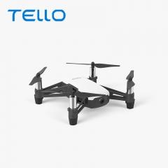 大疆 特洛Tello 无人机 智能航拍飞行器 掌上飞行器 DJI技术益智可编程玩具飞机 畅飞版(三电池+管家+充电线) ZX.318