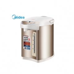 美的(Midea)304不锈钢  5L容量 多段温控电热水壶  PF701-50T   DQ.1377