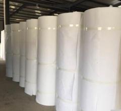 土工布地垫 防寒保温毡 家具包装毡 加厚土工布棉毡 无纺布 60米*4米 BC.071