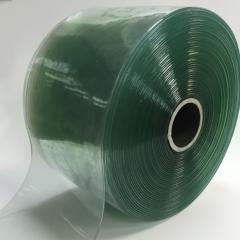 PVC塑料软门帘5个厚含安装及不锈钢龙骨1平米 BC.073