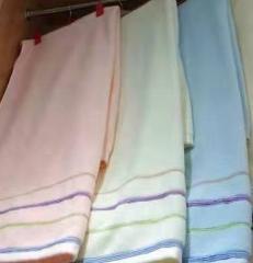 浴巾加大加厚棉浴巾吸水巾柔软亲肤浴巾70*145cm BC.074