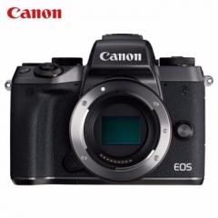 佳能(Canon)EOS M5微单 单电数码相机单机身(不含镜头)  ZX.325