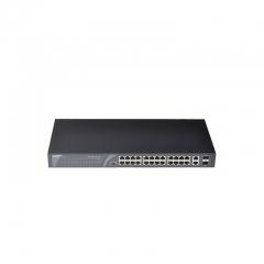 锐捷(Ruijie) RG-NBS1826GC 24口千兆非网管企业级交换机  WL.415