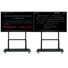 e板王 SDTCL-65×2-J智能电子黑板 (双屏双板,含ops)含安装 IT.700