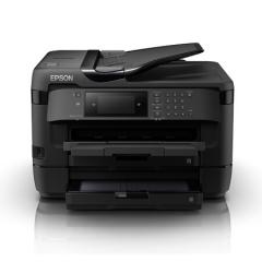 爱普生(EPSON)WF-7728 A3+幅面彩色喷墨多功能一体机(打印/复印/扫描/传真) DY.305
