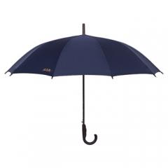 天堂伞 雨伞半自动长柄伞易甩干加大商务伞男士女士直柄晴雨伞 193E (颜色随机) JC.869