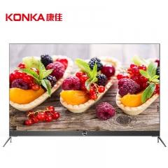康佳(KONKA) LED65M2 电视机 65英寸 全面屏 3840*2160 4K超高清DQ.1436