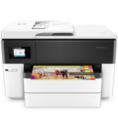 惠普(HP) OfficeJet Pro 7740 A3惠商系列宽幅办公一体机(打印、复印、扫描、传真、无线) DY.306