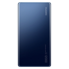 华为 12000毫安 40W 超级快充移动电源/充电宝 适用P30/P30 Pro/Mate20系列/苹果/PD协议笔记本电脑等 宝石蓝   PJ.506