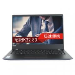 联想(Lenovo)昭阳K32-80040 /i7-7500U/集成/8G/512GSSD/集显/无光驱/13.3FHD IPS/DOS系统  PC.1697