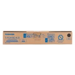东芝(TOSHIBA)T-FC415C-K-S黑色原装碳粉(墨粉)适用2010AC/2510AC/2515AC/3015AC/3515AC/4515AC/5015AC   HC.996