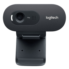 罗技(Logitech) C270i 高清USB网络摄像头   PJ.508