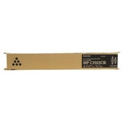 理光(Ricoh)MPC3503C 黑色碳粉盒1支装 适用MP C3003SP/C3503SP/C3004SP/C3504SP   HC.1002