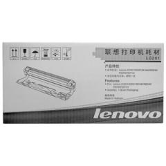 联想(Lenovo)LD201黑色硒鼓(适用S1801/LJ2205/M1851/M7206/M7255F/F2081/LJ2206W/M7206W/M7256WHF打印机)  HC.1010