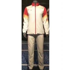 匹克排球运动服女长款套服   M/XL/2XL   号码备注    TY.1263