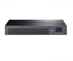 TP-LINK 全千兆VLAN监控端口镜像汇聚桌面式WEB网管企业交换机 TL-SG2016D 16口 WL.427