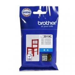 兄弟(brother) LC3919原装墨盒 适用于MFC-J3930/2730/2330/3530 LC3919C青色打印量约1500页   HC.1015