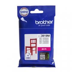 兄弟(brother) LC3919原装墨盒 适用于MFC-J3930/2730/2330/3530 LC3919M红色打印量约1500页   HC.1016