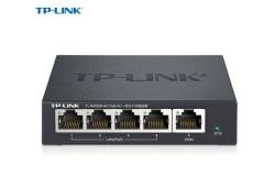 TP-LINK TL-R470GP-AC PoE供电·AP管理一体化企业级路由器 千兆端口 WL.430