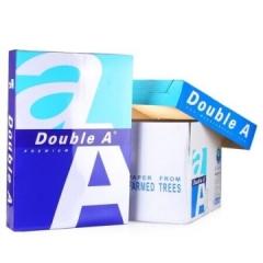 Double A(DoubleA)复印纸A4 80G 500张/包 5包/箱   BG.338