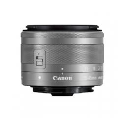 佳能Canon微单镜头 EOS M M2 M3 M50 M100 广角/长焦/定焦/微距镜头 15-45mm IS STM 银色 拆机头  ZX.347