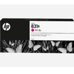 惠普HP CZ690A  831B红色墨盒  适用hp L300.310.330.360printer HP831 inksHC.1024